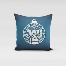 Load image into Gallery viewer, Joy Ornament Pillow Cover