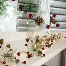 Load image into Gallery viewer, 78.7in Christmas Lights Party LED String Lights Holiday Garland Home