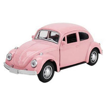 Load image into Gallery viewer, Limit Discounts  Newest Arrivals Vintage Beetle Diecast Pull Back Car Model Toy for Children Gift Decor Cute Figurines