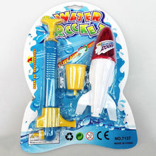 Load image into Gallery viewer, Rocket Launcher Outdoor Toy Jump Jet Launcher Water Powered Rocket Developing Intelligent STEM Physics Experiments