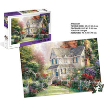 Load image into Gallery viewer, Adults and Teenagers 300 Pieces and 500 Pieces of Jigsaw Puzzles World Famous Paintings Children's Puzzle Decompression Toys