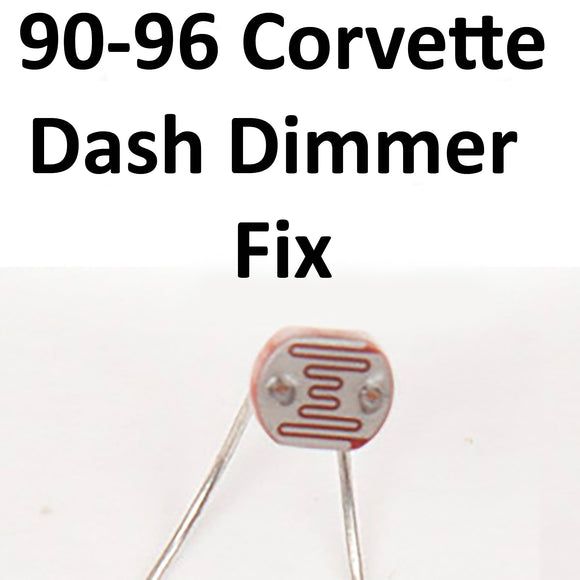 1990-1996 Corvette Dimmer Circuit Restoration Kit