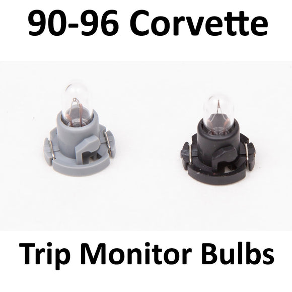 1990-1996 Corvette Trip Monitor DIC Replacement Bulbs