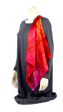 Load image into Gallery viewer, Hand-painted silk scarf Virvar 130-004 - Ellen Bakker