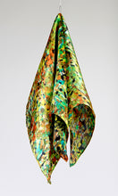 Load image into Gallery viewer, Hand-painted silk scarf Pinsel 130-006 - Ellen Bakker