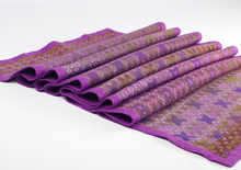 Load image into Gallery viewer, Silk with merino wool felted shawl Blip 200-023 - Ellen Bakker