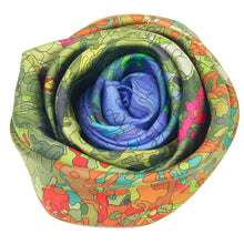 Load image into Gallery viewer, Twill silk scarf - Inspired by Monet 800-508 - Ellen Bakker
