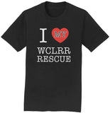 WCLRR - I Love My WCLRR Rescue
