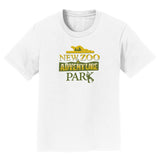 NEW Zoo and Adventure Park Logo - Kids' Unisex T-Shirt