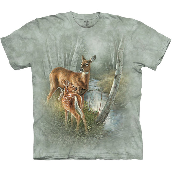 NEW Zoo & Adventure Park - Birch Creek Whitetail - T-Shirt - Online Shop