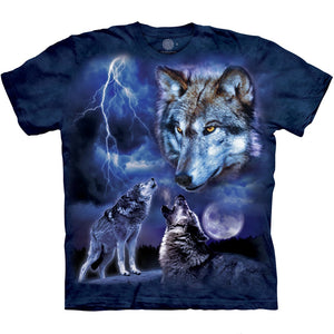 NEW Zoo & Adventure Park - Wolves of the Storm - T-Shirt - Online Shop