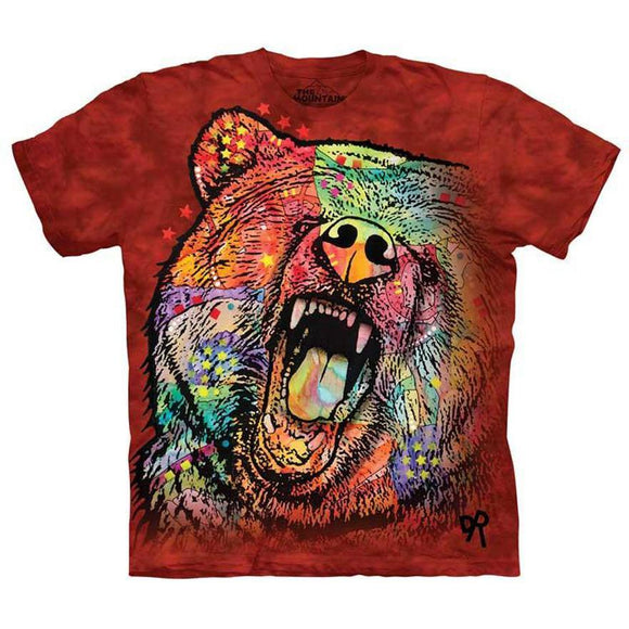 NEW Zoo & Adventure Park - Russo Grizzly - T-Shirt - Online Shop