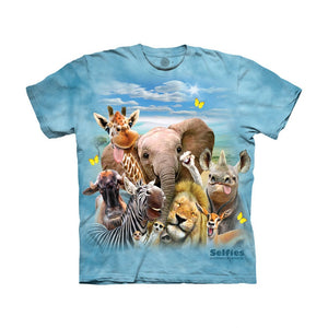 NEW Zoo & Adventure Park - African Selfie - Youth T-Shirt - Online Shop