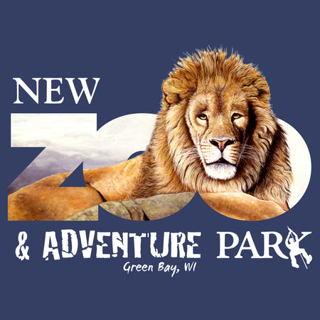 NEW Zoo - Zoo Lion Logo - Kids' Unisex T-Shirt
