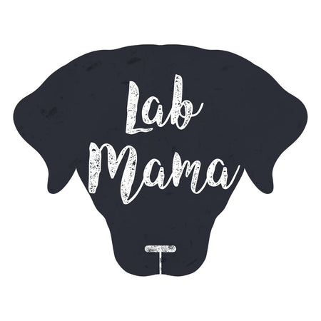 Labrador Mama - Women's V-Neck T-Shirt