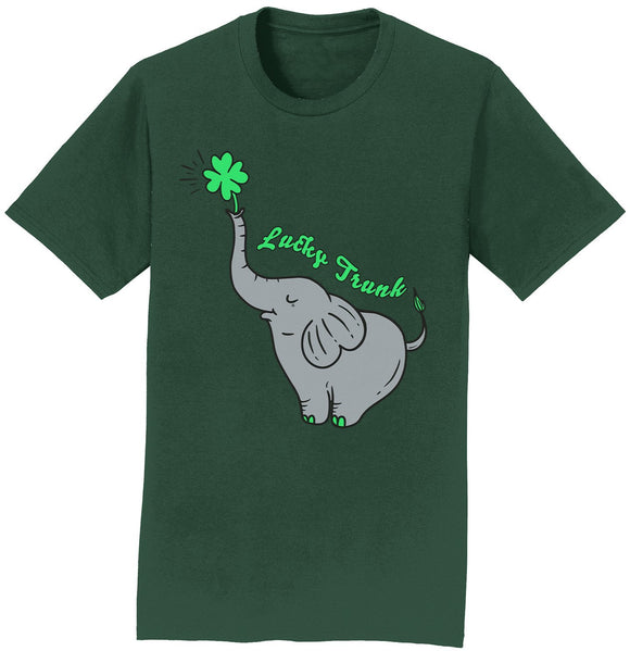 Lucky Trunk - Adult Unisex T-Shirt