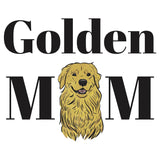 Golden Mom Illustration - Women's Tank Top