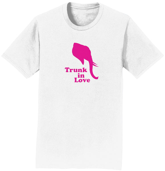 Trunk in Love T-Shirt | International Elephant Foundation