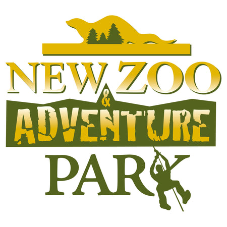 NEW Zoo and Adventure Park Logo - Adult Unisex Long Sleeve T-Shirt