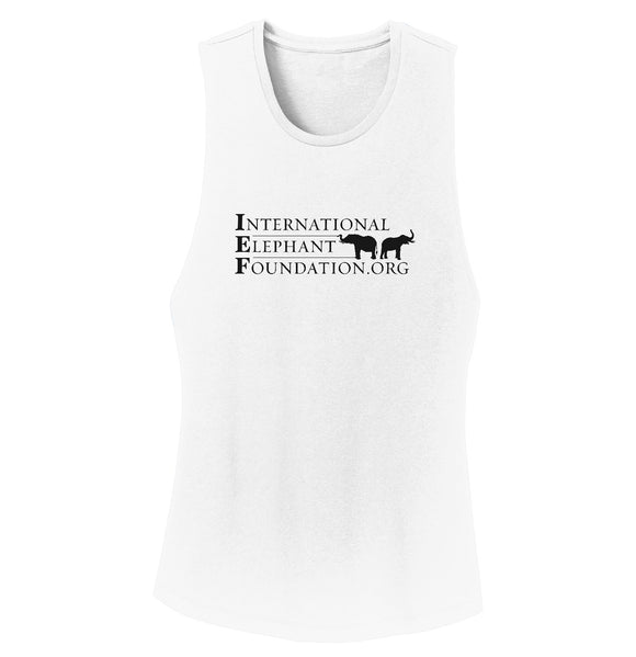 IEF Logo - Ladies' Tank Top