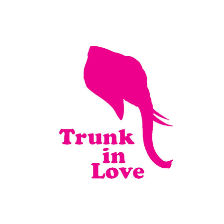 Trunk in Love - Adult Unisex T-Shirt