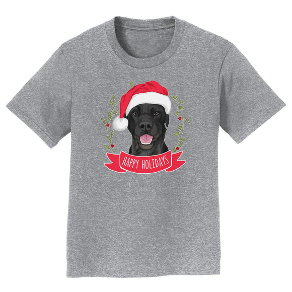WCLRR - Happy Holidays Lab - Kids' Unisex T-Shirt