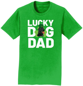 WCLRR - Lucky Dog Dad - Lab - Adult Unisex T-Shirt