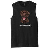 WCLRR - Got Chocolate - Men's Tank Top