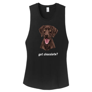 WCLRR - Got Chocolate - Women's Tank Top