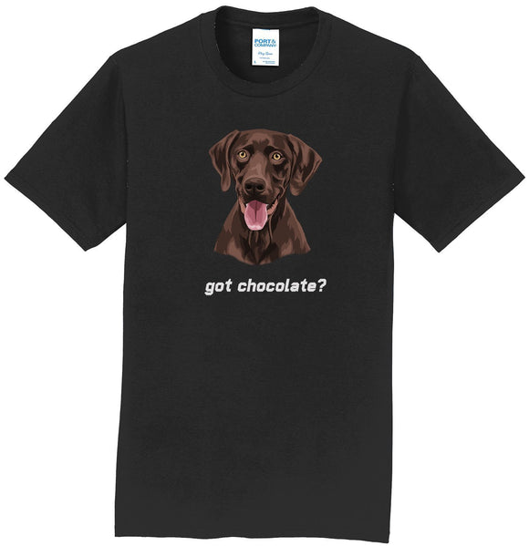 WCLRR - Got Chocolate - Adult Unisex T-Shirt