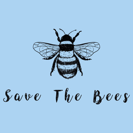Save the Bees - Kids' Unisex T-Shirt