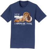 NEW Zoo - Zoo Lion Logo - Adult Unisex T-Shirt