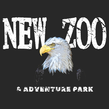NEW Zoo Bald Eagle Art - Adult Unisex T-Shirt