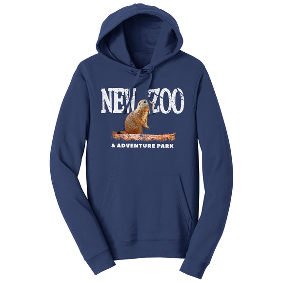 NEW Zoo Prairie Dog Art - Adult Unisex Hoodie Sweatshirt