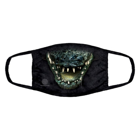 The Mountain - Gator Head - Adult Unisex Face Mask