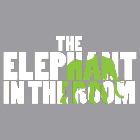 The Elephant in the Room - Adult Unisex T-Shirt