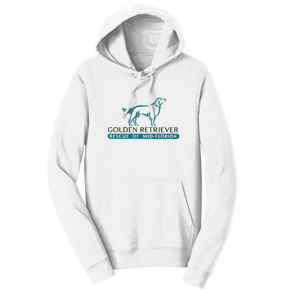 Golden Retriever Rescue of Mid-Florida Logo - Hoodie