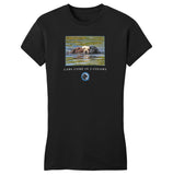 LRC Labs Come in 3 Colors - Women's Fitted T-Shirt