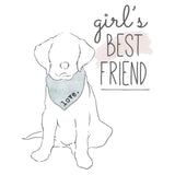 Girl's Best Friend Lab - Kids' Unisex T-Shirt