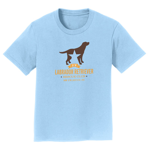 DFW Lab Rescue Logo - Kids' Unisex T-Shirt