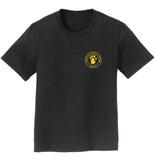 Golden Retriever Rescue of Michigan Logo - Left Chest - Kids' Unisex T-Shirt