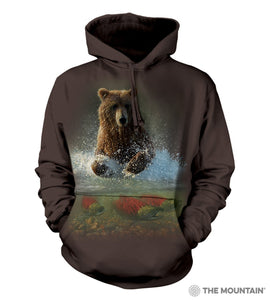 NEW Zoo & Adventure Park - Lucky Fishing Hole - Hoodie Sweatshirt - Online Shop