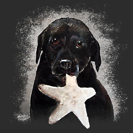 Star Retriever - Kids' Unisex Hoodie Sweatshirt