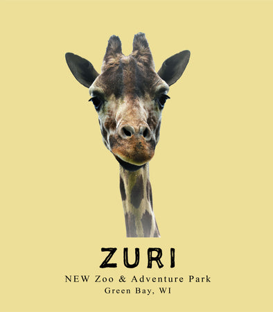 Zuri the Giraffe