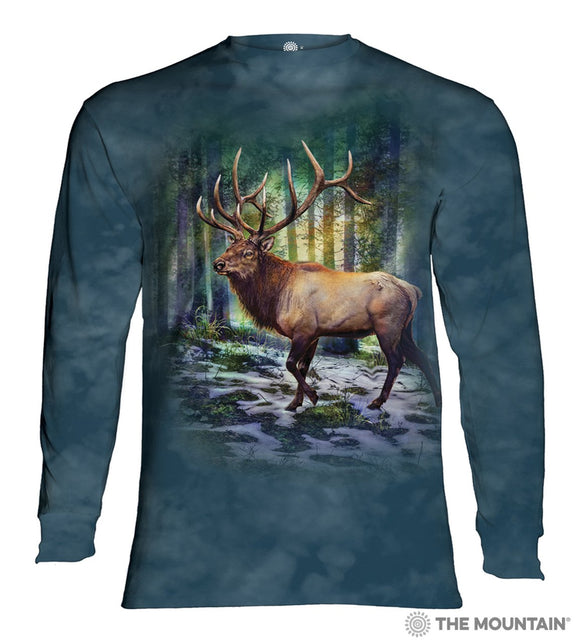NEW Zoo & Adventure Park - Sunlit Elk - Long Sleeve T-Shirt - Online Shop
