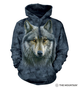 NEW Zoo & Adventure Park - Warrior Wolf - Hoodie Sweatshirt - Online Shop