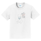 WCLRR - Girl's Best Friend Lab - Kids' Unisex T-Shirt