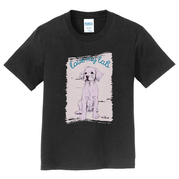 WCLRR - Love My Lab Cutout - Kids' Unisex T-Shirt