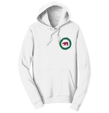 Bear Wreath - Adult Unisex Hoodie Sweatshirt
