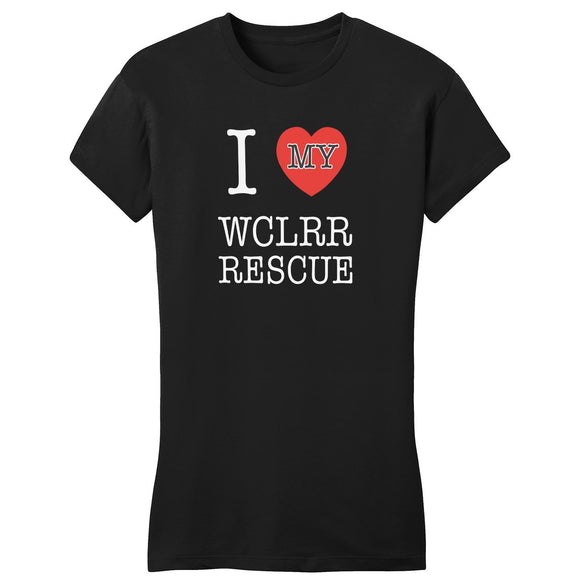 WCLRR - I Love My WCLRR Rescue Shirt